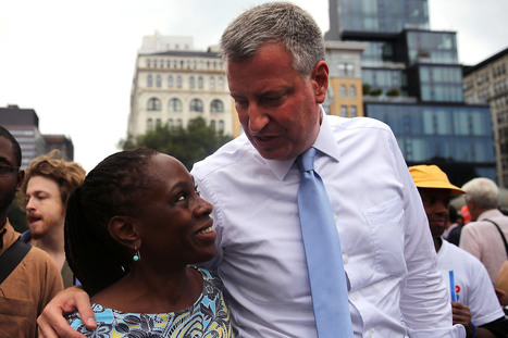 De Blasio, wife overlooking parents in pre-K push | Connected Professional Learning | Scoop.it
