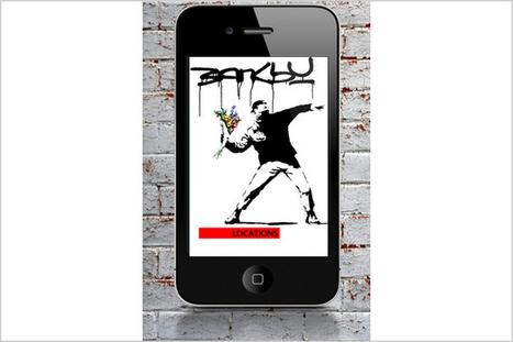 The Source - Culture: Banksy iPhone App. | Appertunity's fun & creative iphone news | Scoop.it