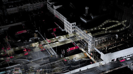 These Laser Scans of London Are a New Way to See the World | Ville et numérique | Scoop.it