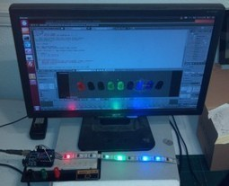 Blender Arduino LED Control | Open Source Hardware News | Scoop.it