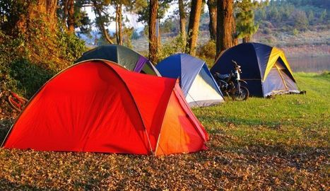 Camping may help retrain your body rhythm - Fox News | Outdoors | Scoop.it