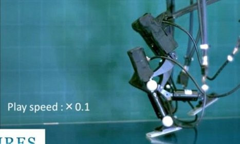 Watch the incredible running robot that even do a backflip   Heron   Scoop.it