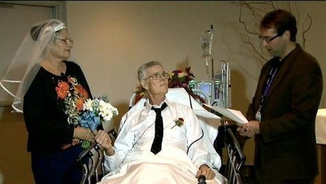 OC Hospital Helps Dying Man Marry Longtime Love - CBS Local | Relationships | Scoop.it