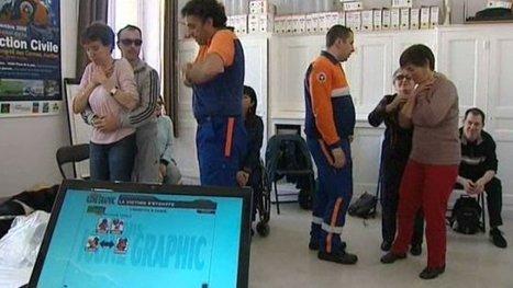 Une formation aux gestes de premiers secours pour les mal-voyants ... - Francetv info | Le handicap face au travail | Scoop.it