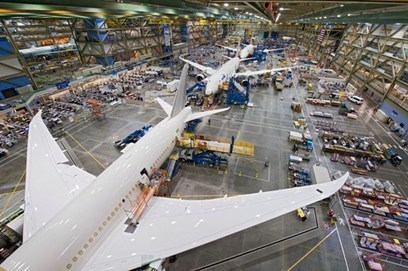 High 5 - Inside the Boeing 787 factory | Allplane: Airlines Strategy & Marketing | Scoop.it
