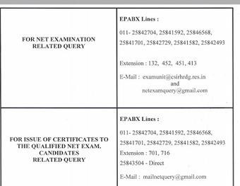 CSIR UGC NET 2014 Application Form Notification csirhrdg.res.in Online Exam Date | Sarkari Naukri in India | Scoop.it