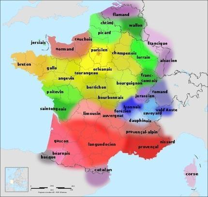 Les langues régionales de France sur la toile | Français | Scoop.it