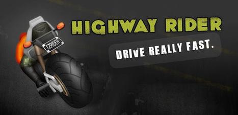 Highway Rider v1.4.5 Mod APK Free Download | game | Scoop.it
