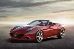 Video: New Ferrari California T | SA Car Fan | my library | Scoop.it
