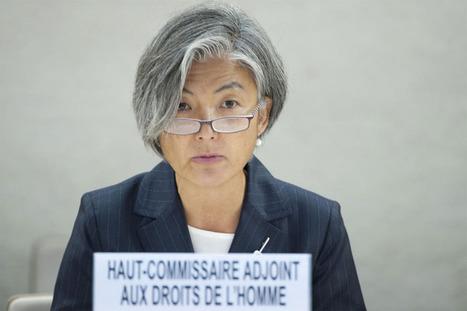 Droits de l'homme : l'ONU salue la volonté du Tchad d'améliorer la situation | Child Protection and food security in Chad | Scoop.it