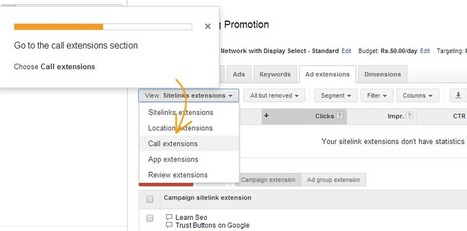 Adwords Call Extensions - How to Get Started? - Seo Sandwitch Blog | SEO,SMO,Social Media,Internet Marketing and Google Updates | Scoop.it