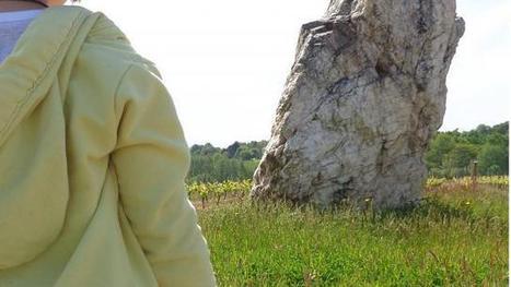 Patrimoine. La pierre blanche livrera peut-être ses secrets samedi   Mégalithismes   Scoop.it