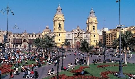 Lima en libro: la capital como personaje literario - Tendencias - Espacio360 | Arte | Scoop.it