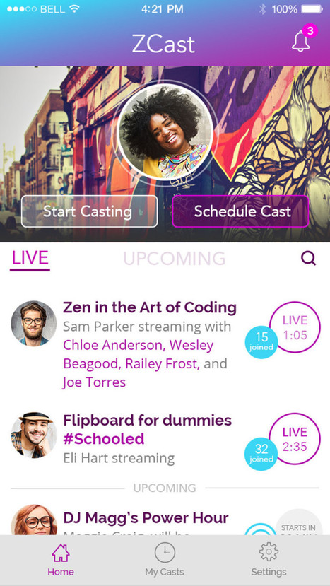 New app turns your iPhone into mobile podcasting studio | Cult of Mac | Daring Apps, QR Codes, Apps, Gadgets, Tools, & Displays | Scoop.it