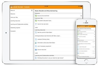 Moodle Mobile | m-Learning - CUED | Scoop.it