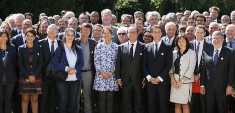 COP21: le CAC40 à la rescousse de Hollande | Conférence climat Paris COP21 2015 | Scoop.it