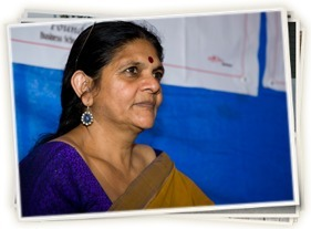 #VoliHero Chetna Sinha - Founder, Mann Deshi Foundation: Working to Empower Women in India | Housewife Heroes | Scoop.it
