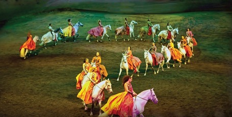 Jusqu'au 16 juin : Odysseo de Cavalia / Laval | Calendrier culturel du week-end | Scoop.it