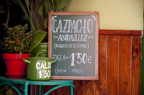 Beneficios del Gazpacho para tu salud | MEDICINA ALTERNATIVA natbio cbi | Scoop.it
