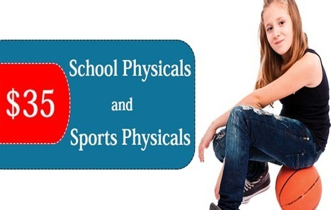 Sports and School Physicals for Only $35 at Doctors Immediate Care Inc. | Walk In Clinic in Naperville, Lisle | Doctors Immediate Care | Scoop.it