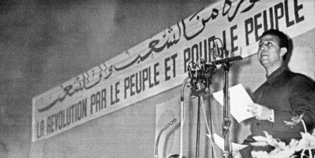 Histoire - Ben Bella, héros de l'indépendance algérienne   La Longue-vue   Scoop.it