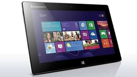 Lenovo Miix 10 tablet up for pre-order; starting from $479 - TechiNews | A New Aera Of News | Deejays Drive | Scoop.it