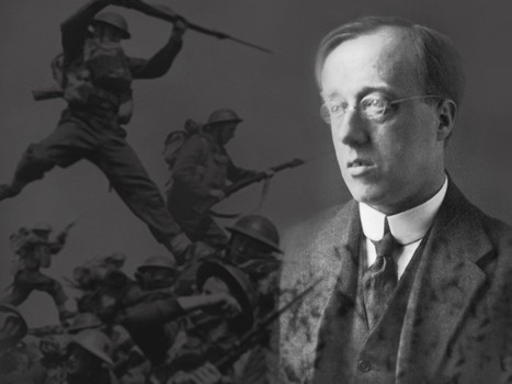Composers At War: Gustav Holst - capradio.org | Classical and digital music news | Scoop.it