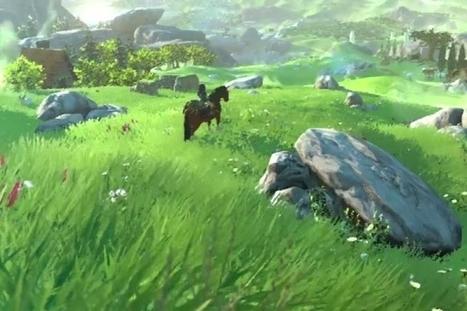"""Nintendo """"gradually changing the structure"""" of The Legend of Zelda   Geek Stuffs   Scoop.it"""
