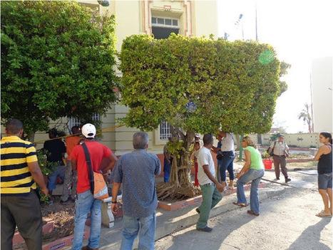 Manos jóvenes preservan el patrimonio en Santiago de Cuba (+fotos) | santiago en mi | Scoop.it