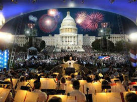 A Capitol Fourth 2013 | Live Stream, Lineup, Concert Webcast | fun | Scoop.it