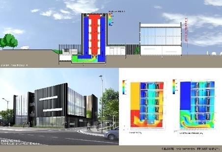 Green IT : utiliser la chaleur des datacenters - E-media | greenit | Scoop.it