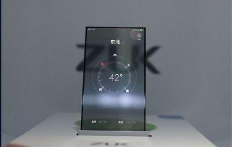 El Z1 de ZUK, el primer 'smartphone' con pantalla transparente | Mobile Technology | Scoop.it