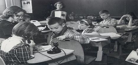 La escuela en tiempos de redes: documento por una educación conectada│@educaINTEF | Café puntocom Leche | Scoop.it