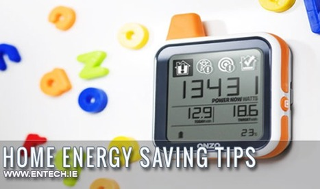 10 ways to Boost your Home's Energy Efficiency | Home Energy Saving Tips | Scoop.it
