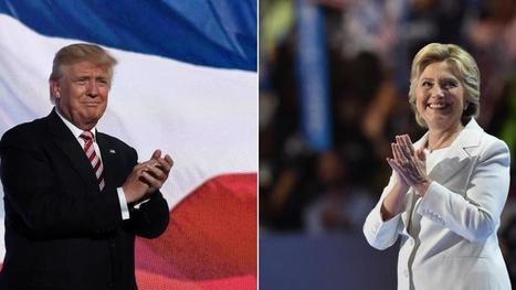 DIRECT. Présidentielle américaine : regardez le premier débat entre Hillary Clinton et Donald Trump | Au hasard | Scoop.it
