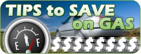 8 Genuine Gas-Saving Tips For Your Car | Carservicing4less Ltd | Scoop.it
