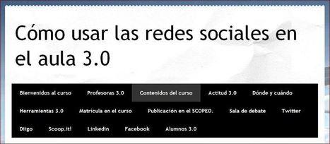 En la Web 2.0 - Educación 3.0 | Utilidades TIC e-learning | Scoop.it