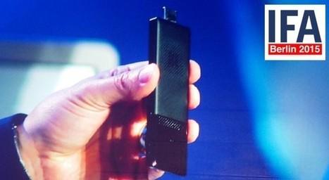 L'Intel Compute Stick, une solution de poche pour le télétravail ? | Les outils de la productivité à distance | Scoop.it