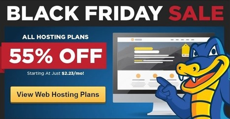 Cyber Monday Deals Round Up – Hosting, Themes and More | Small Business | Scoop.it
