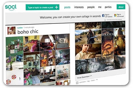 Microsoft launches a Pinterest-like social network | LibraryLinks LiensBiblio | Scoop.it