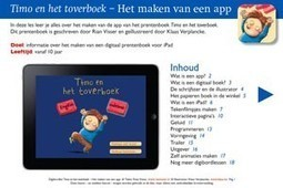 Digibordlessen | Digitale prentenboeken | Scoop.it