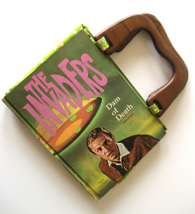 How to upcycle an old book to a handbag | Let's Upcycle! | Scoop.it