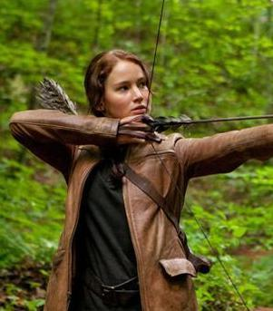 Katniss Everdeen The Hunger Games Leather Jacket | The Hunger Games Leather Jacket | Scoop.it