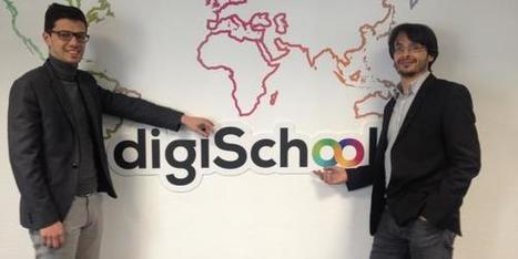 Digischool vise 100 millions de visiteurs | Les entrepreneurs français à Londres | Scoop.it