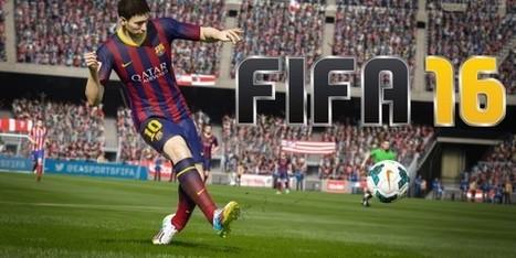Tutti i dettagli sulla demo di settembre di FIFA 16 - copaXgames | copaXgames - Tutto sui videogames | Scoop.it