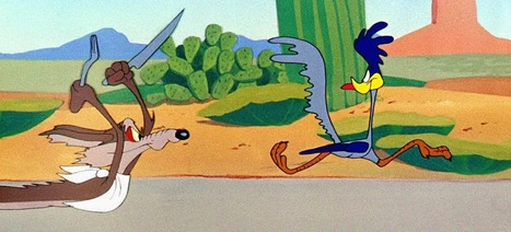 From Bugs Bunny to Wile E. Coyote: The Animation Genius of Chuck Jones | Cartoons for Kids | Scoop.it