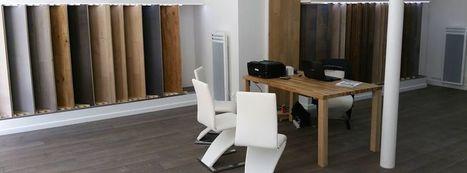 Showroom Paris 15ème Parquet Chêne Massif | le meuble durable | Scoop.it