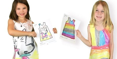 Awesome New Company Lets Kids 'Wear Their Imaginations' | Amanda Carroll | Scoop.it
