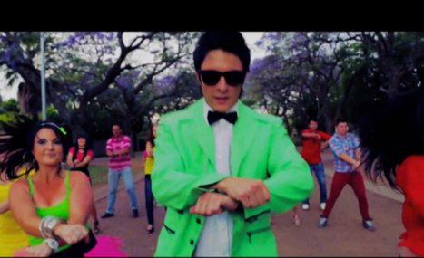 'Gangnam' gets Afrikaans twist - iAfrica.com | Orania Afrikaaner Haven , Orania, Orange River, Northern Cape, South Africa | Scoop.it