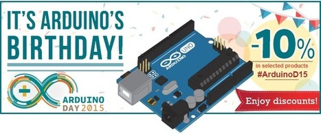 We are celebrating Arduino's tenth birthday - Shop | Raspberry Pi | Scoop.it